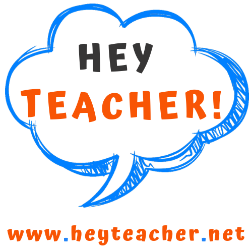 Logo Hey Teacher heyteacher.net